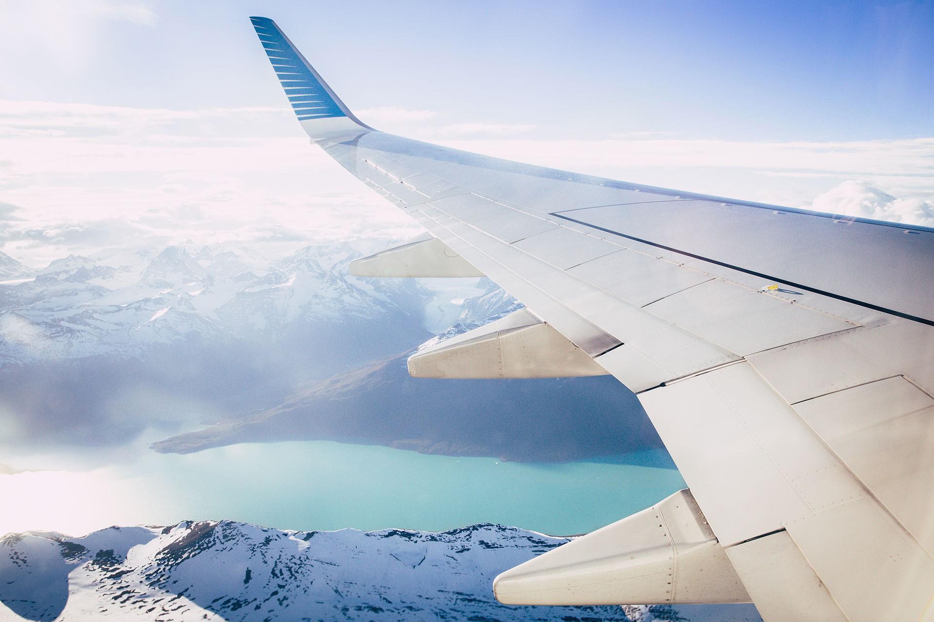 Plane wing 1